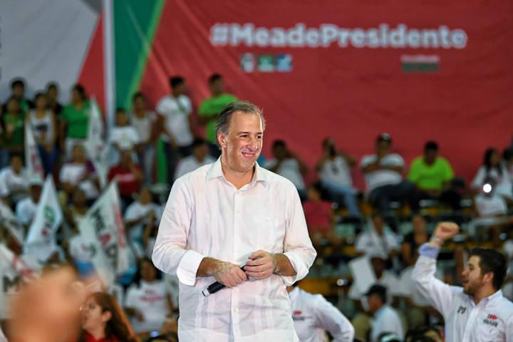 José Antonio Meade anuncia compromisos por Jalisco