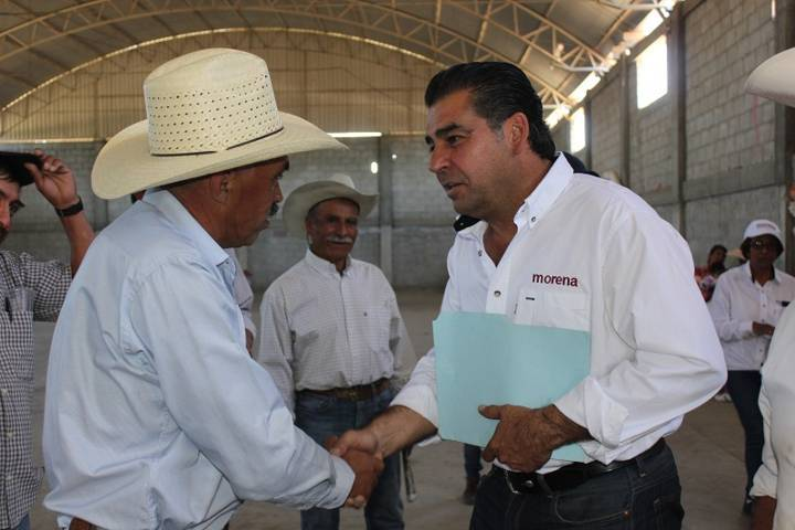 Morena pondrá fin a pobreza, violencia y corrupción que asolan a Tlaxcala: Vivanco