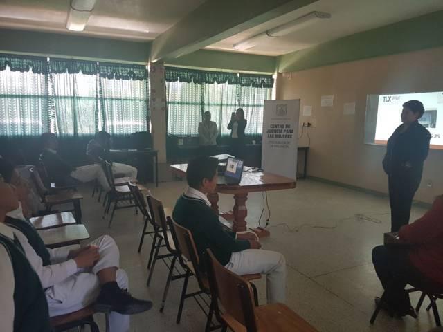 Inicia en Chiautempan la Semana de Prevención de Víctimas de Violencia