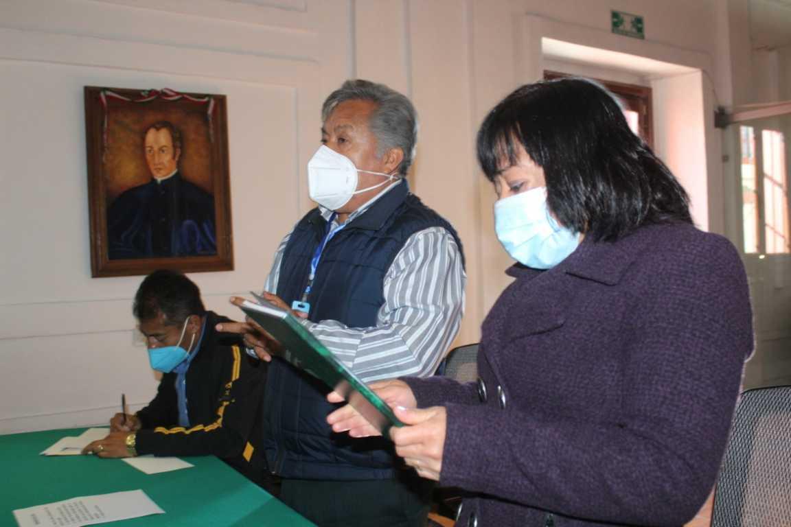 El alcalde de Ixtacuixtla Rafael Zambrano entregó su IV Informe