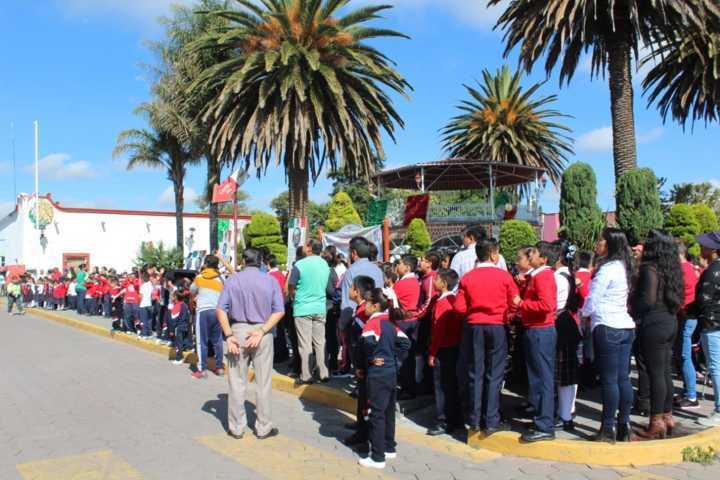 Ayuntamiento impulsa acciones preventivas con simulacro de evacuación