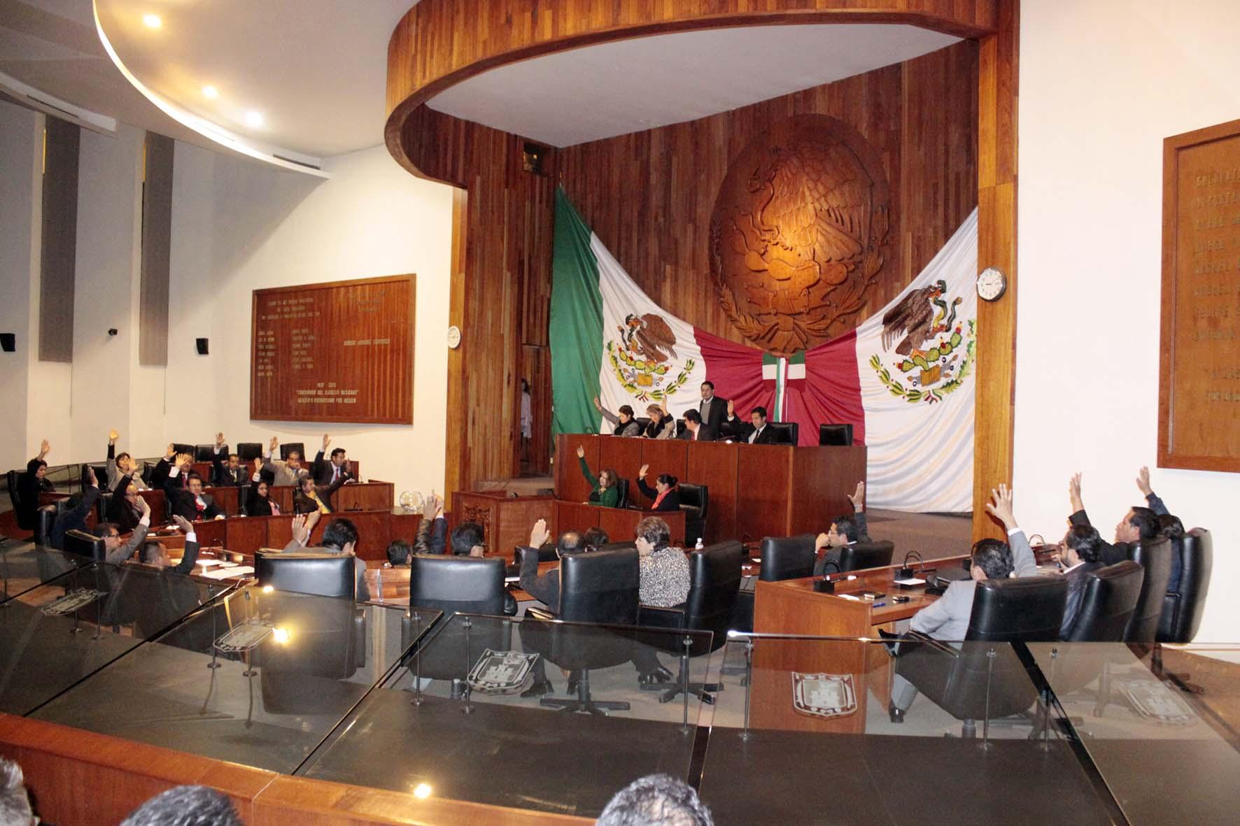 Diputados aprueban Presupuesto de Egresos 2018