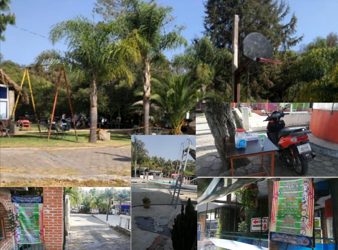 Cierran balneario en Santa Cruz por incumplir medidas preventivas por Covid-19