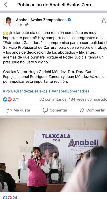 Consejeros de la Judicatura se pasan independencia y se suman a Anabell Ávalos