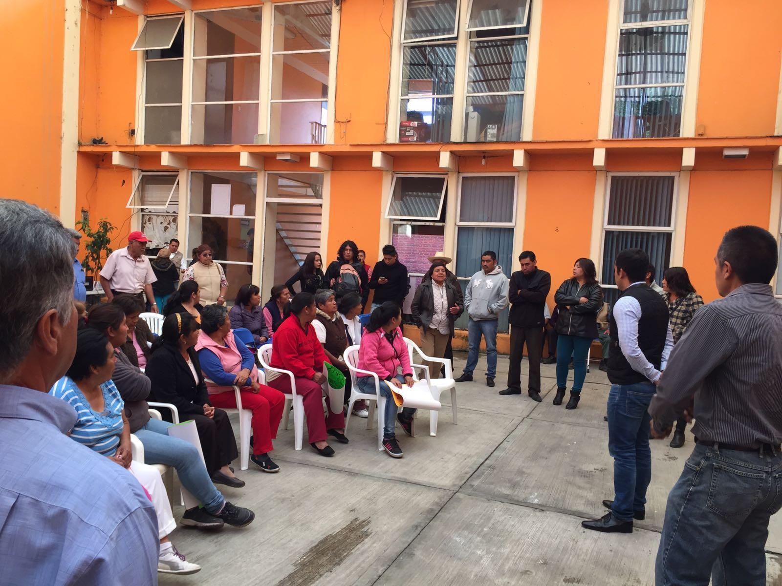 Prioridad el diálogo en Tepeyanco