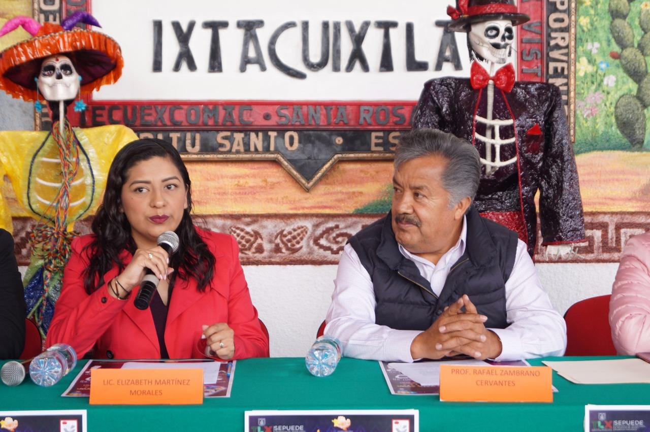 Se suma Sepuede a concurso de Gastronomía en Ixtacuixtla