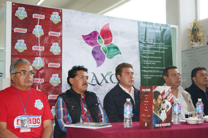 Tlaxco sede del Torneo Nacional Futbolito Bimbo 2017