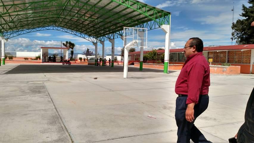 Juárez Cajica continúa haciendo revisión de inmuebles tras sismos