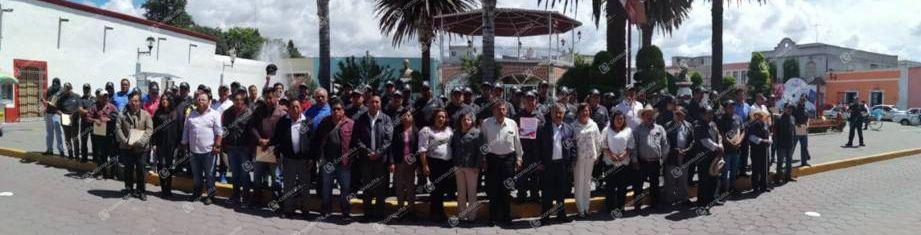 Alcalde refuerza la seguridad con 23 nuevos Comités de Participación Ciudadana