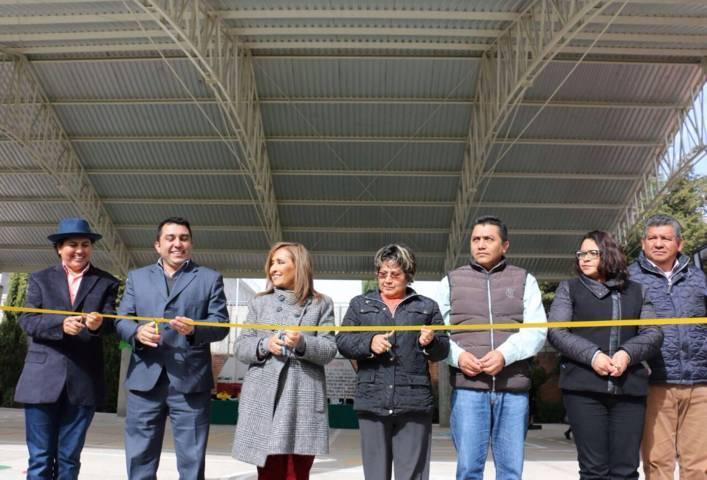 Lorena Cuéllar sigue trabajando para mejorar la educación