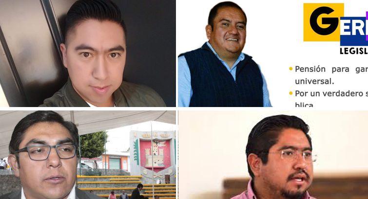 Alcalde ebrio y alcalde cachondo están emparentados en Panotla y Totolac