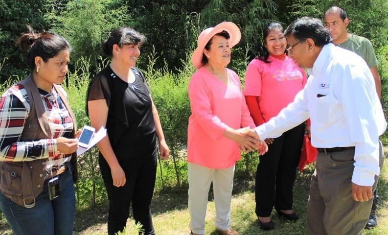 """Reforestó Apetatitlán """"Las Cuevas"""", se apoyó de un centenar de niños"""