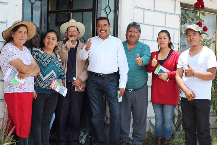 Impulsará Florentino Domínguez un esquema de salud cercano a comunidades alejadas en Tlaxcala