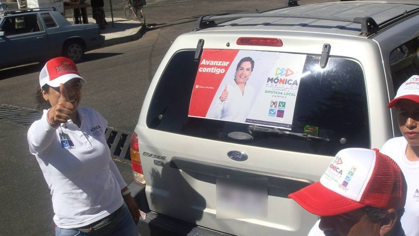 Se suman líderes y ciudadanos del Distrito III al proyecto de Mónica Morillón