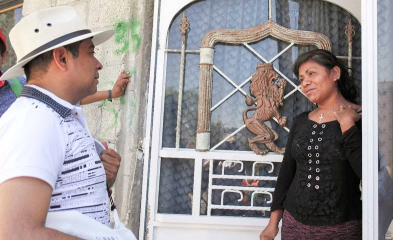 Promueve Enrique Padilla Sánchez salario para las amas de casa
