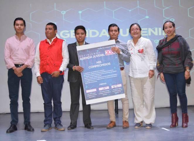 Impulsará Anabel Alvarado desde el Senado la Ley General de la Juventud, becas y créditos para Tlaxcala