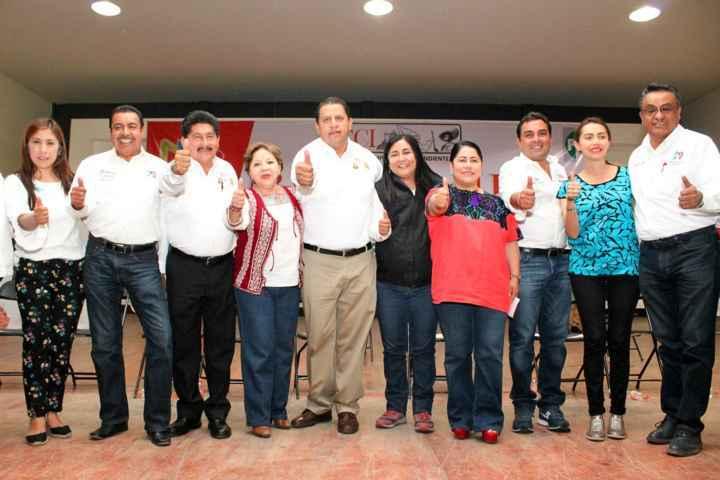 Con Anabel Alvarado habrá mejores oportunidades para el campo: José Amadeo H.