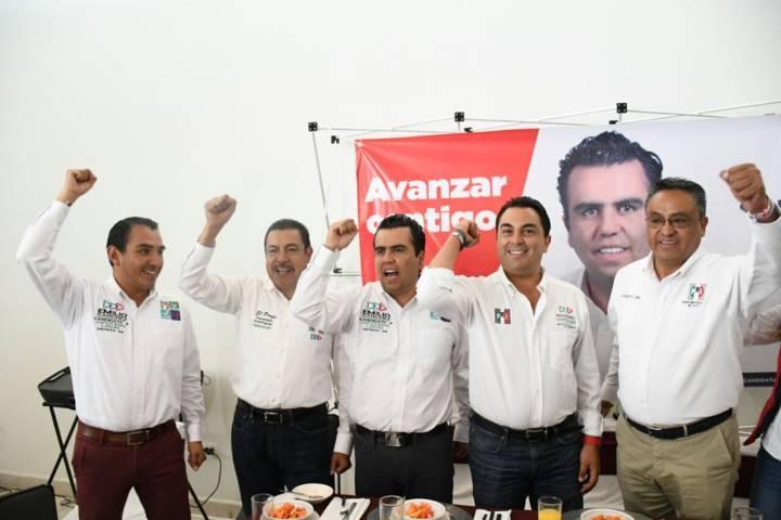 Con Emilio el equipo está completo en Apizaco: Mariano González