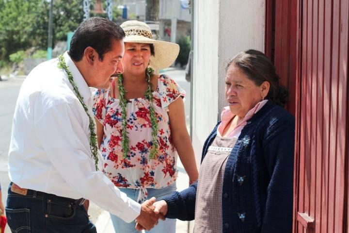 Mis compromisos son con la educación y la cultura en Tlaxcala: Florentino Domínguez