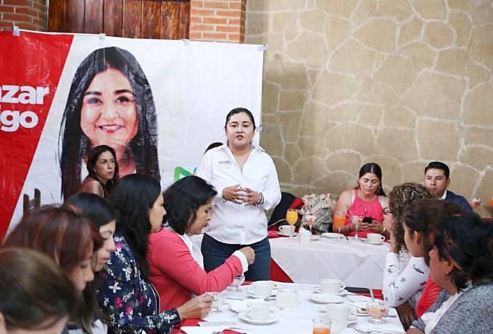 Las mujeres empresarias de Tlaxcala tendrán más oportunidades con Anabel Alvarado