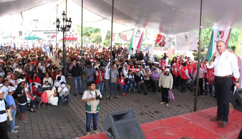 La estabilidad y desarrollo para México está con Pepe Meade como presidente: José Calzada