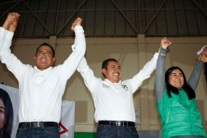Tlaxcala es y seguirá siendo orgullosamente priísta: Florentino Domínguez