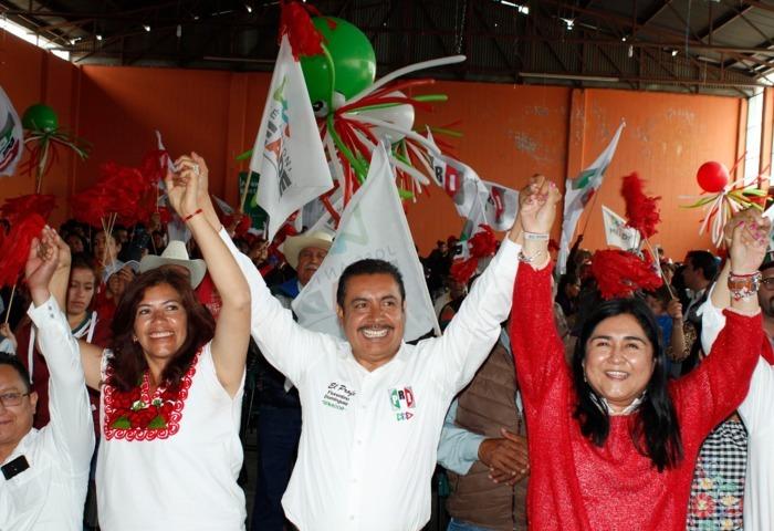 Estamos listos para la victoria en las urnas del 1 de Julio: Florentino Domínguez
