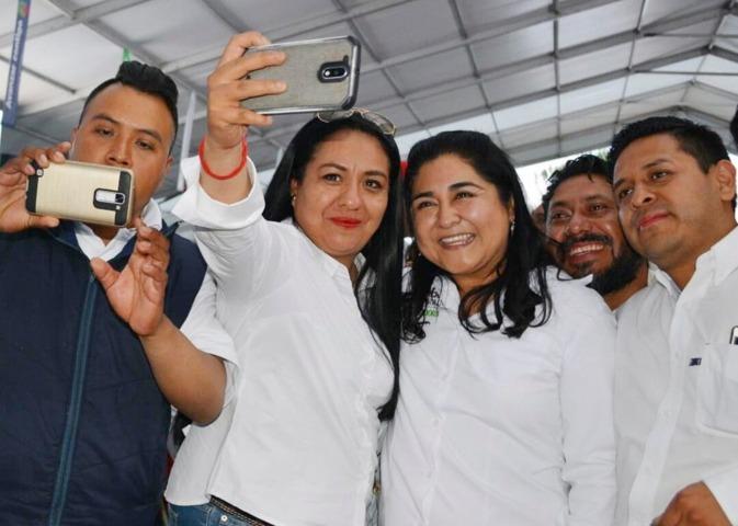 Anabel Alvarado llevará las propuestas de la ciudadanía al Senado