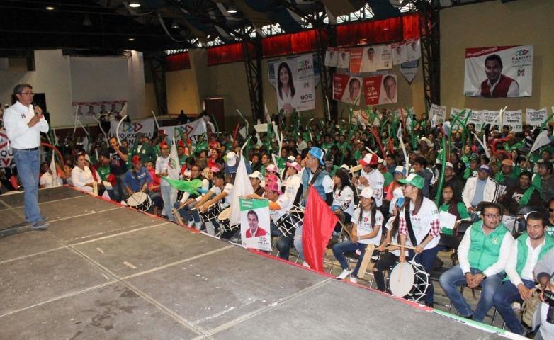 Exitoso cierre de campaña de Nacho Ramírez y Arnulfo Arévalo aseguran su victoria