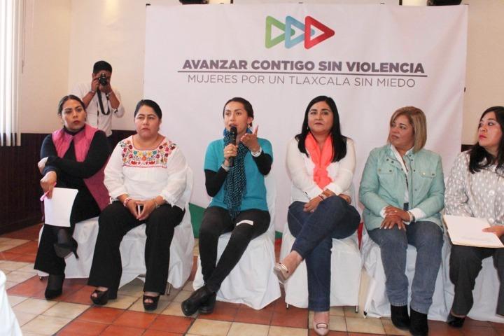 Firman candidatas del PRI compromisos para combatir la violencia contra la mujer