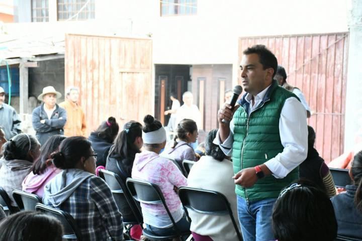 Seguridad, campo y oportunidad para los jóvenes mi compromiso en Zitlaltepec: MGA