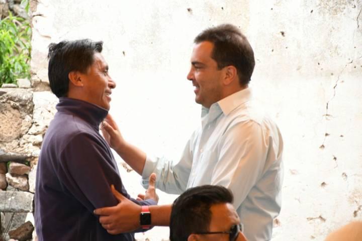 Culmina Mariano primera vuelta en 19 municipio del Primer Distrito