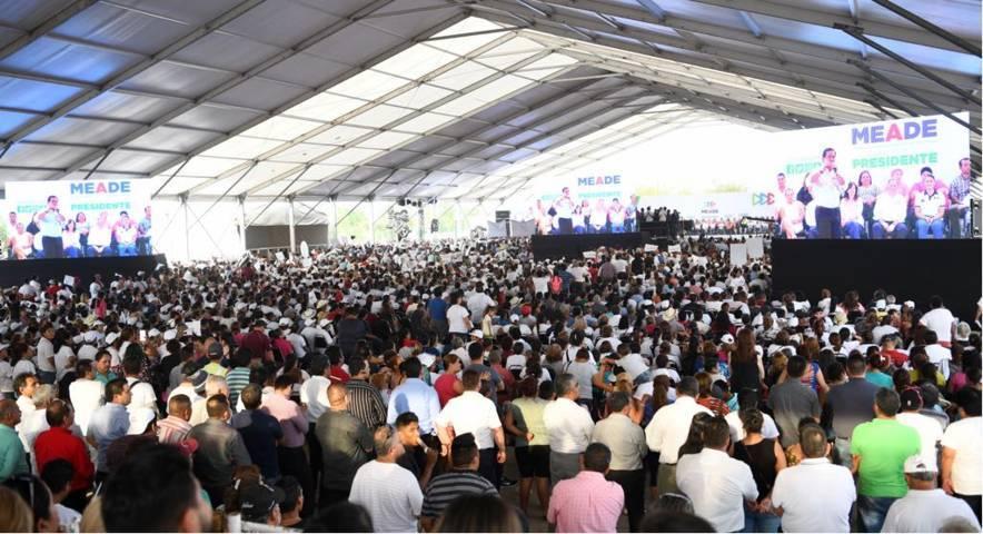 José Antonio Meade anunció impulso en salud, infraestructura y transporte para Nuevo León