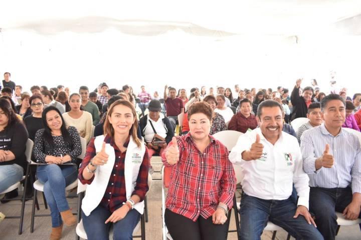 Los temas de seguridad y educación serán primordiales para mí en el Congreso de la Unión: Sandra Corona