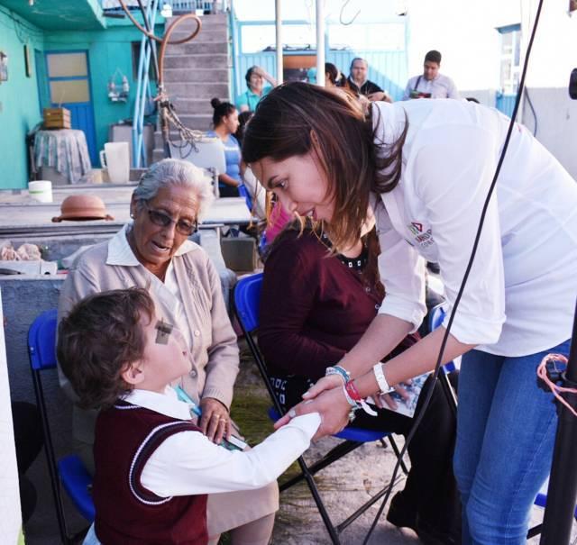 Mi compromiso es trabajar en la prevención y erradicación de la trata de personas: Sandra Corona