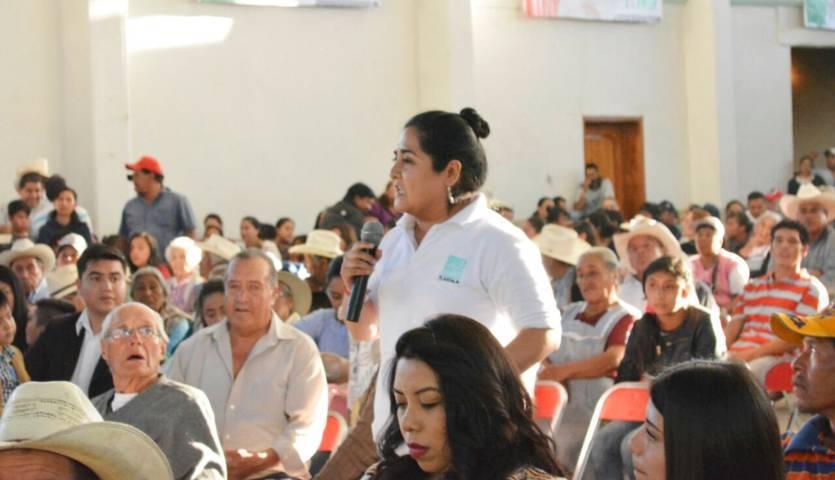 Impulsará Anabel Alvarado acciones para fomentar la cultura de prevención del delito