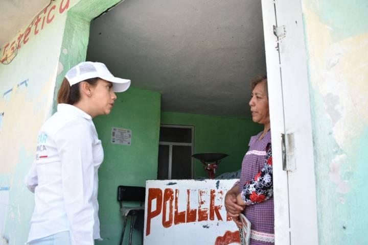 Destinará Sandra Corona mayor presupuesto para la salud