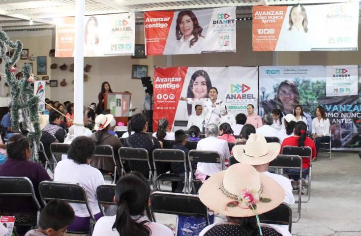 Los jóvenes de Tlaxcala llevarán al triunfo a candidatos de