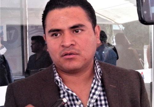 Apoyará alcalde de Apizaco a policía fallecido en accidente
