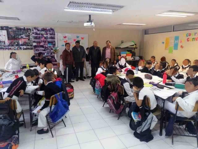 Mantiene comuna capitalina programas educativos en escuelas