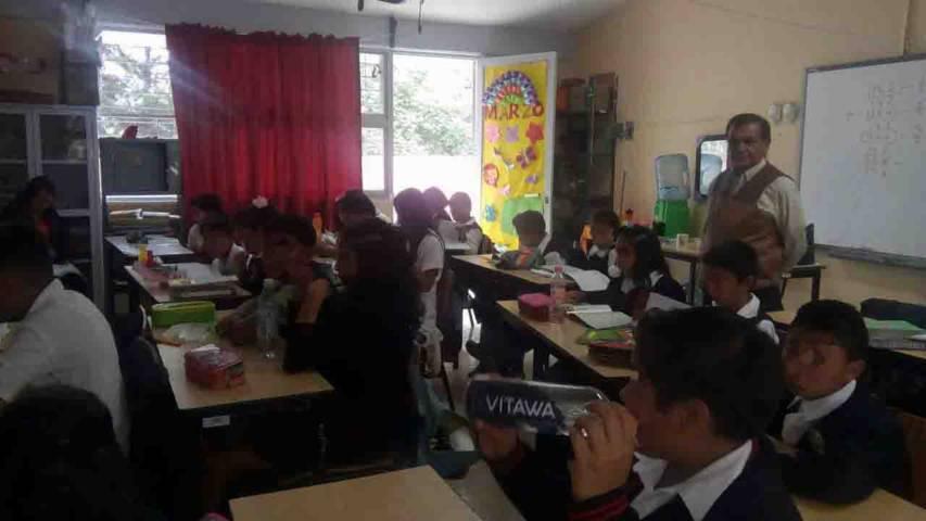 Llevarán programas educativos a primaria de Atlahapa