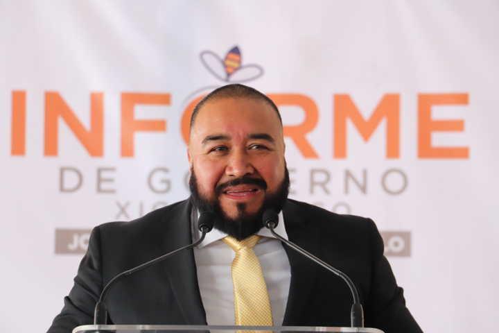 Badillo Jaramillo seguirá impulsando la educación en Xicohtzinco