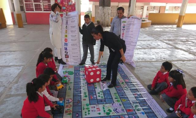 Continúa alcaldía capitalina con programa de Educación Vial