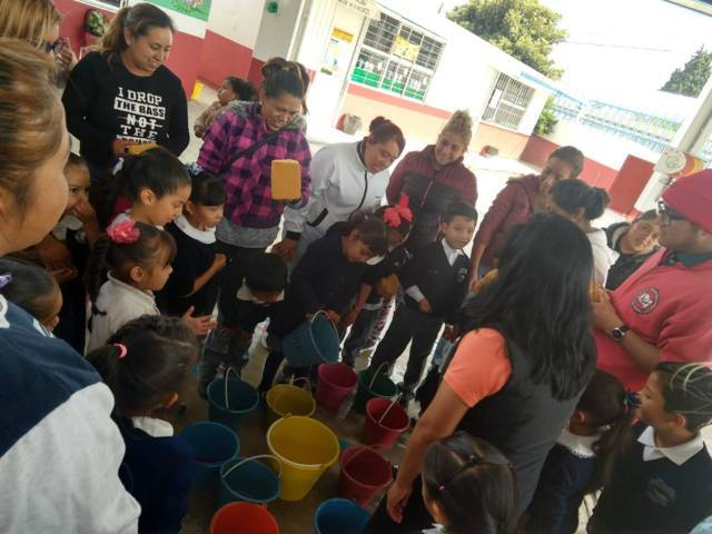 La CAPAZ fomenta el cuidado del agua en escuelas del municipio