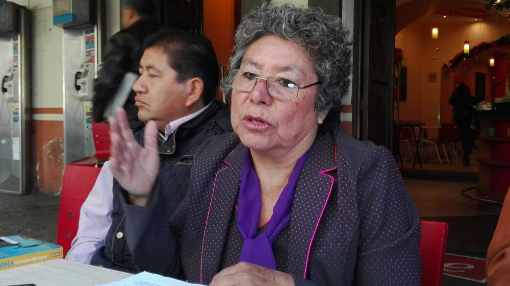 Amaga dirigencia del PRD con sancionar a diputada local