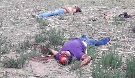 Ahora encuentran a dos presuntos ejecutados en Españita