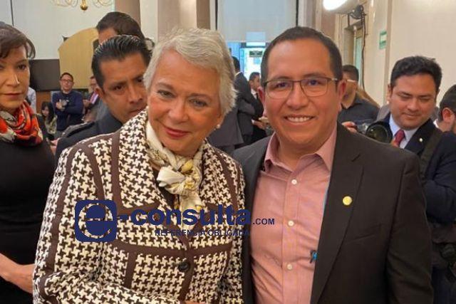 Chema se enfocará en atender trabajos de la coordinación de juicio político