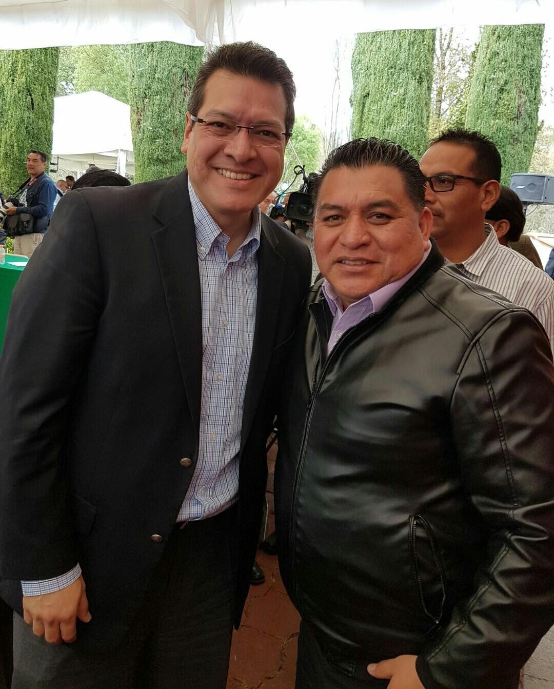 Respalda Eloy Reyes el Plan Estatal presentado por el ejecutivo estatal