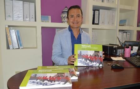 Edita gobierno libro elaborado por maestros multigrado