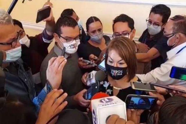 Minerva Hernández pedirá licencia para ir  por dirigencia del PAN